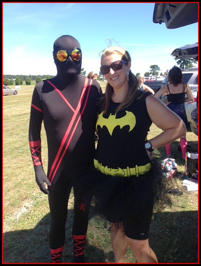 warrior dash costumes