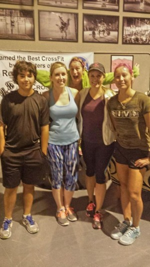 CrossFit Riverfront Paleo Challenge