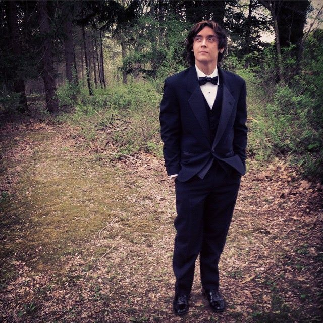 Jake prom