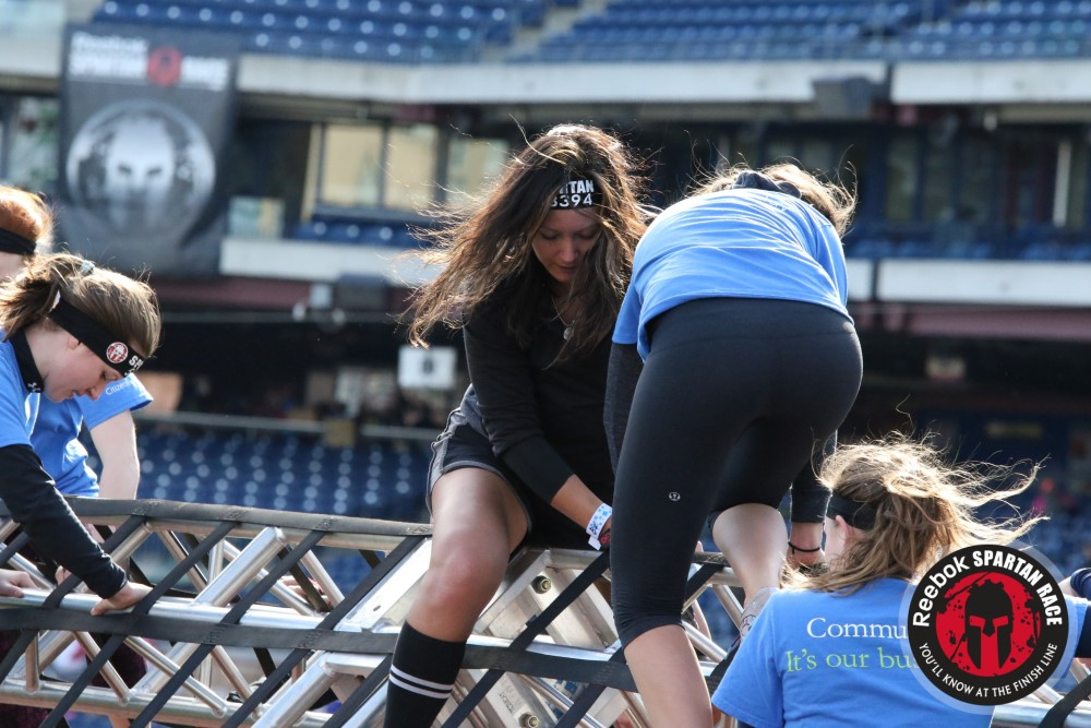 spartan race citizens bank park vwall